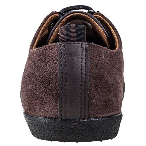 Fred Perry Kingston Tumbled Leather B2111325, Scarpe sportive