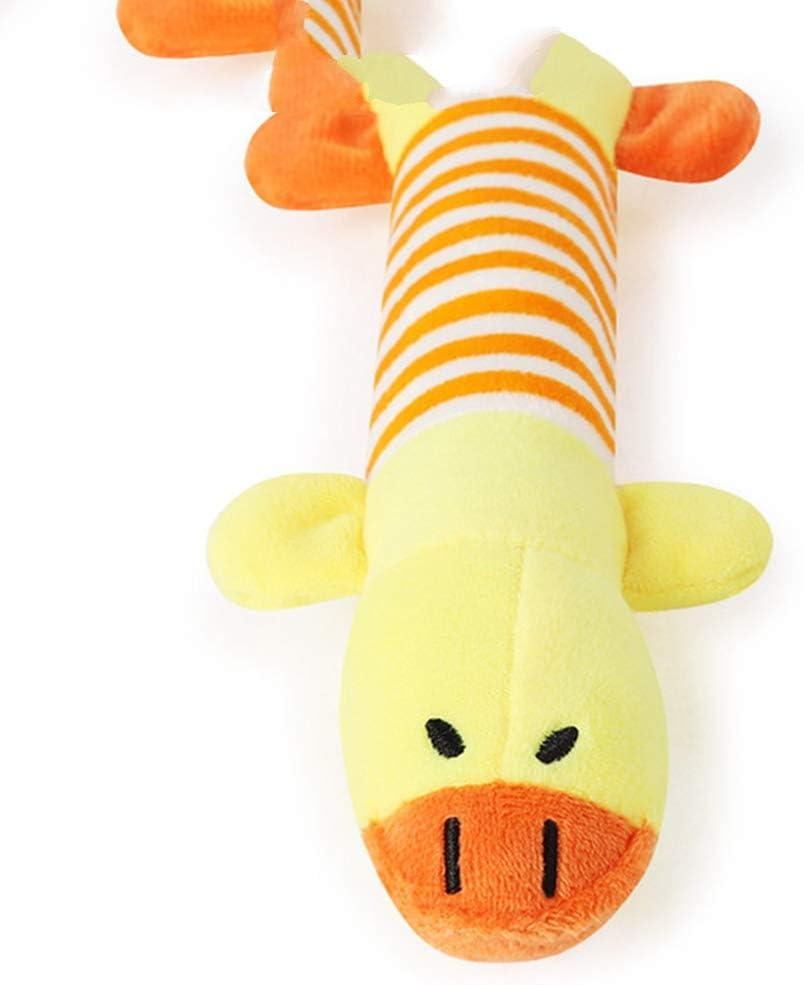 Animal Chew Dog Toy Cat Sonidos en Ragdoll Toys Accesorios para Perros Mascotas sostenibles Productos, 3, M