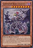 Yu-Gi-Oh! - Gladiator Beast Augustus (PRIO-EN030) - Primal Origin - 1st Edition - Rare