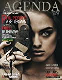 AGENDA November 2017 is the 2nd monthly issue from agendamag.com. It is a fashion and lifestyle series, spotlighting designers, runway, editorials, and fashion discussion with the focus on global fashion. Featured in this glossy magazine are ...