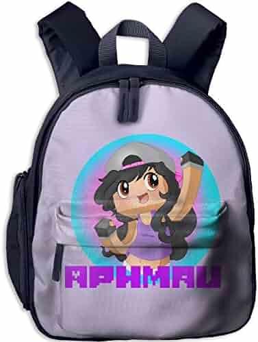 8d4f79f855d4 Aphmau Gaming Kids Funny Schoolbag Book Bag Laptop Backpack School Backpacks  For Teens Boys Girls Students