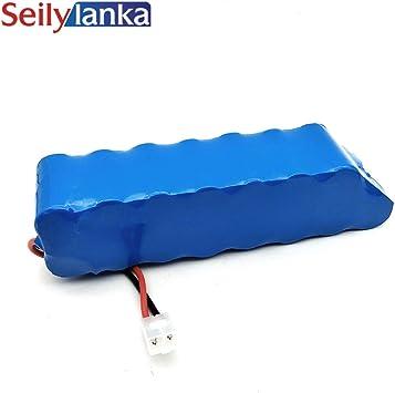 Seilylanka 3000mAh para Rowenta 18V Ni MH Batería CD Aspiradora RH8771 o Tefal Cyclone Extreme Vacuum Celler P102: Amazon.es: Bricolaje y herramientas