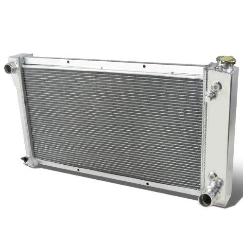 For Chevy/GMC Truck Full Aluminum 3-Row Racing Radiator