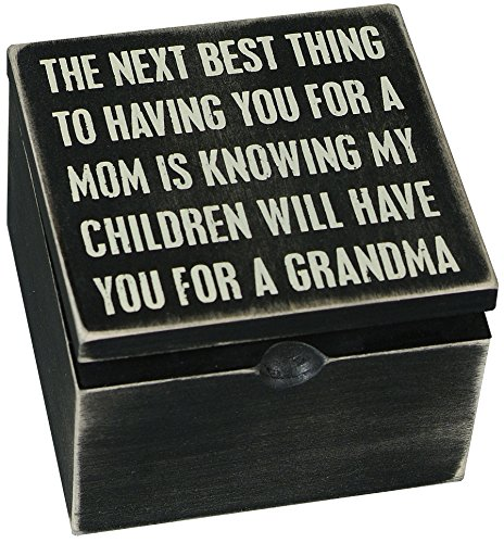 Primitives by Kathy Sign Box, 4-Inch Square, Next Best Thing