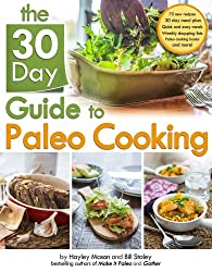 Image of the product The 30 Day Guide to Paleo that is listed on the catalogue brand of Victory Belt Publishing.