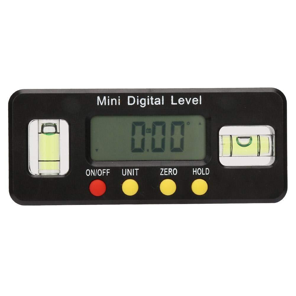 Digital Protractor Laser USB Inclinometer 360° Level Angel Finder High Precision