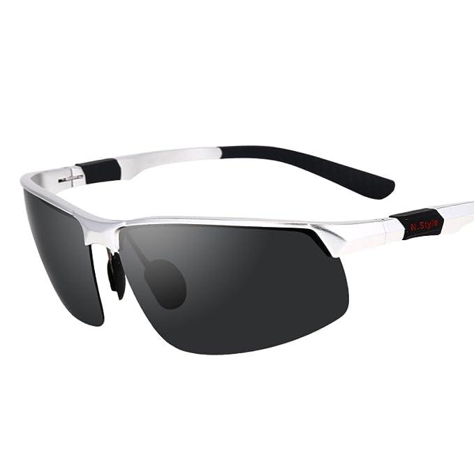 gafas de sol de los hombres/Gafas polarizadas/Gafas de sol/Conductor condujo