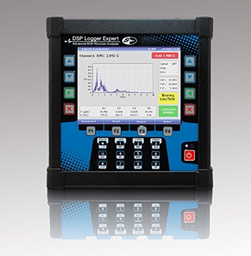 (DSP Logger Expert EX100   6CH Vibration Analyzer)