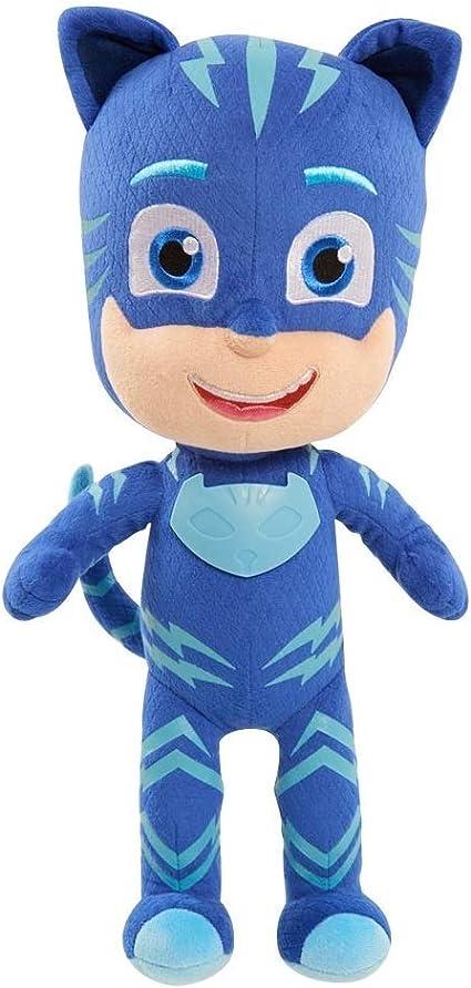 IndusBay PJ Masks 14 Feature Soft Toy - Catboy