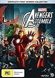 Marvel: Avengers Assemble - Season 1 [DVD] (Region 4 Non US Format)