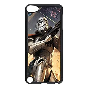 Custom High Quality WUCHAOGUI Phone case Star Wars Pattern Protective Case FOR Ipod Touch 5 - Case-9