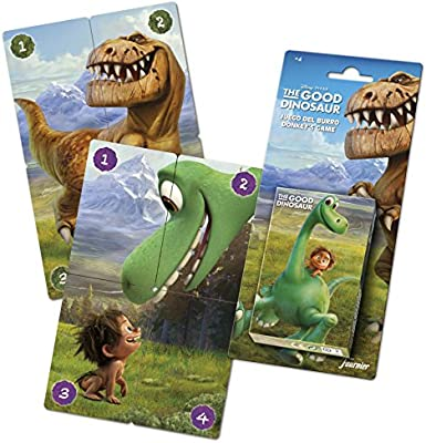 The Good Dinosaur - Baraja Infantil con 40 Cartas (Naipes ...