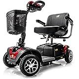 BUZZAROUND EX Extreme 4-Wheel Heavy Duty Long Range Travel Scooter (20-Inch Seat