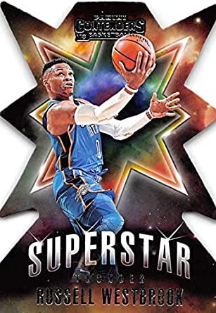 NO ROOKIES! INSERTS! THUNDER SUPERSTAR!!MVP 50 CARD RUSSELL WESTBROOK LOT!