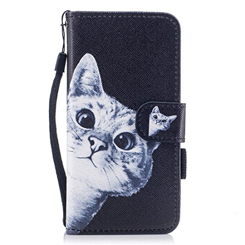 iPhone 7 Case, iPhone 8 Case, Love Sound   PU Leather Wallet