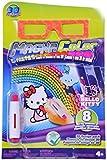 Magna Color 3D Hello Kitty Stencil Design Pack