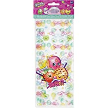 Wilton 1912-7116 Shopkins 16 Count Treat Bags, Assorted