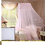 Court Princess Dome,Fashion Mosquito Net/European-style Fine Mosquito Net/Sub-ceiling Leisure Mosquito Net-A C