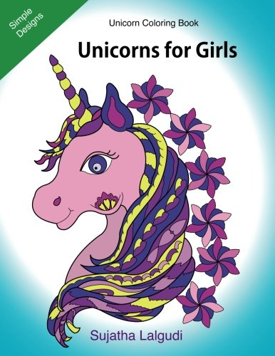 Unicorn Coloring Book Unicorns For Girls 26 Designs Filled With Stress Relieving Patterns