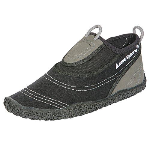 Aqua Sphere Unisex Beachwalker XP Beach Shoes Black/Grey asv2WUpGY