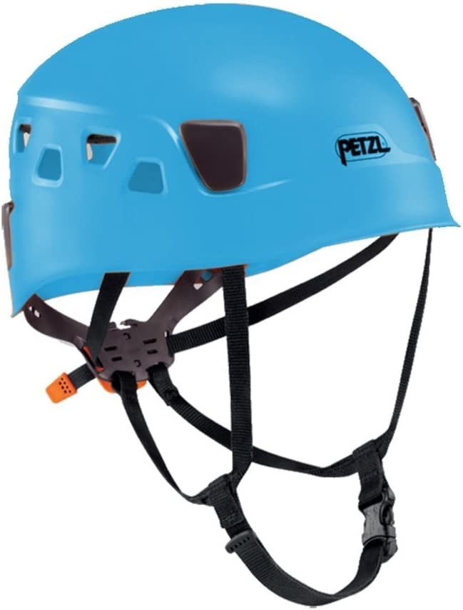 Petzl Adult Solid Helmet Size One size fits most for Groups Supplied in 4-Pack Panga