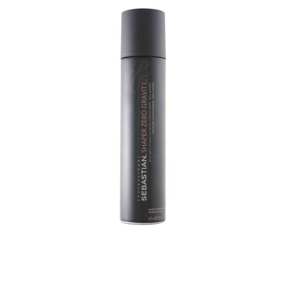 Sebastian Shaper Zero Gravity, Spray de modelage pour cheveux, 400ml 3980