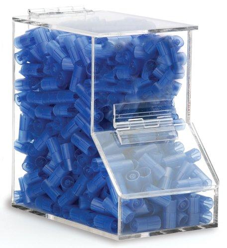 Acrylic Dispensing Bins (Clearform ML9541 Acrylic Dispensing Bin, Small)