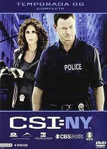 CSI New York - Temporada 6 [DVD]