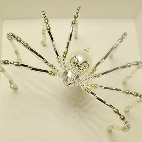 Beaded Christmas Spider Ornament Sun Catcher The (Spider Christmas Ornament)