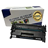 HI-VISION® Compatible HP CF226A [26A] Black Laserjet Toner Cartridge (3,100 Page Yield) for LaserJet Pro M402dn, M402n, M402dw, MFP M426fdn, M426fdw, M426dw by HI-VISION HI-YIELDS