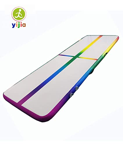 Tools 100% Quality Inflatable Air Balance Beam Inflatable Training Mat Air Tumbling Track Gym Mat@s Power Tool Accessories