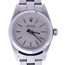 Rolex Oyster Perpetual No Date automatic-self-wind womens Watch 76080 (Certified Pre-owned)