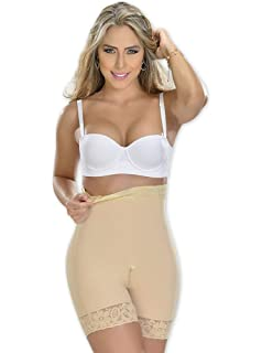 Fajas MYD Fajas Colombianas Reductoras Backless Body Shaper Strapless Body Shaper Ref 0327