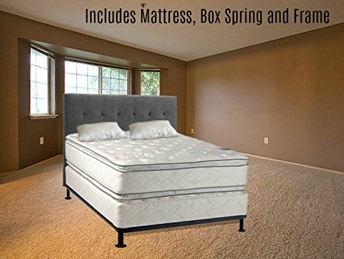 Plush Spring - Mattress Solution, 10