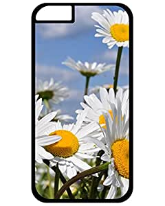 Sandra J. Damico's Shop Christmas Gifts Daisies flower Custom Hard CASE for iPhone 6 Durable Case Cover 9640684ZE150173488I6