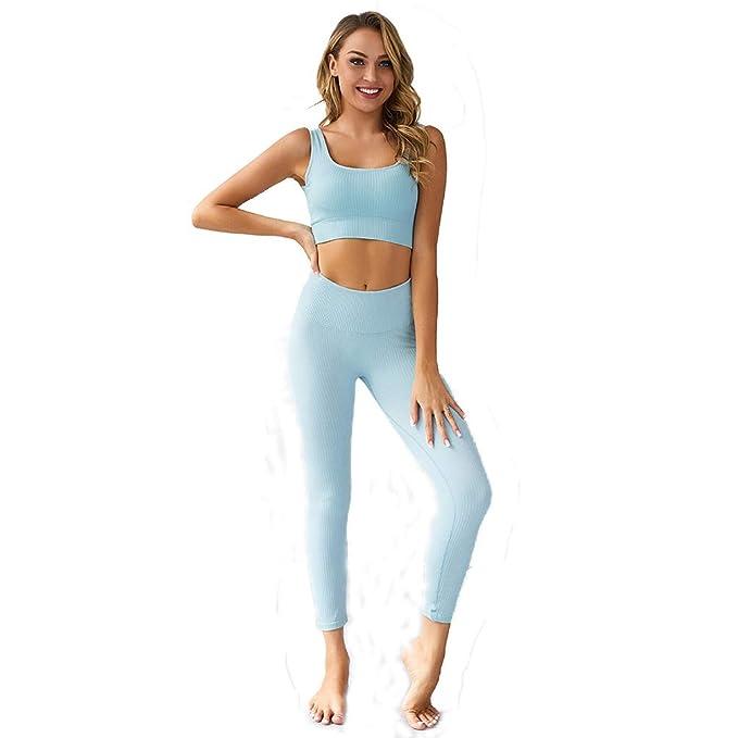GladiolusA Yoga Conjunto De Mujer, Mujeres Sujetador Crop ...