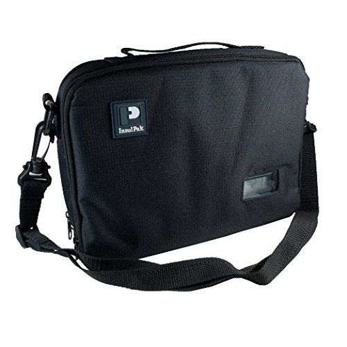Insulpak Insulated Medication Travel Bag with Electronic Temp Display Cools up to 30 Hours (Electronic Coolers)