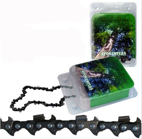 "Price comparison product image Forester Chainsaw Chain Loop .325 .050 67 drives for 16"" bar Semi Chisel"