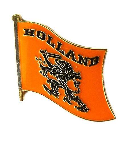 Flaggen Pin Holland Oranje Fahne Flagge