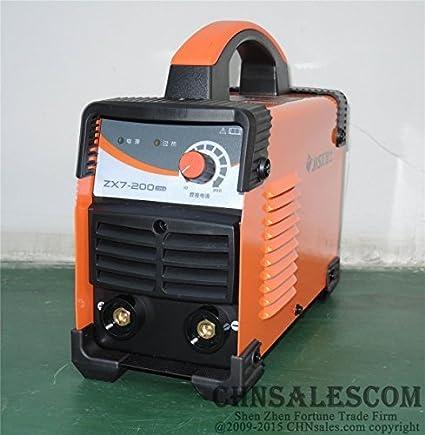 CHNsalescom JASIC ZX7-200 Z269 IGBT 220V MMA ARC Welding Machine