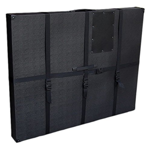 X-Port (33''x42''x3'') Hard Sided Art Shipping & Carrying Case for Poster Boards, Art, Promotional and Display Materials, Advertising, & Artwork Storage by X-Port