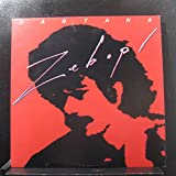 Carlos Santana Mint/NM Stereo Lp & Lyirc Sheet Inner Sleeve - Zebop! - Columbia 1981