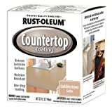 Countertop Coating Rust-Oleum Countertop Coating Satin Cobblestone 1 Qt