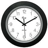 Equity by La Crosse 40222B 10 Inch  Auto Set wall clock