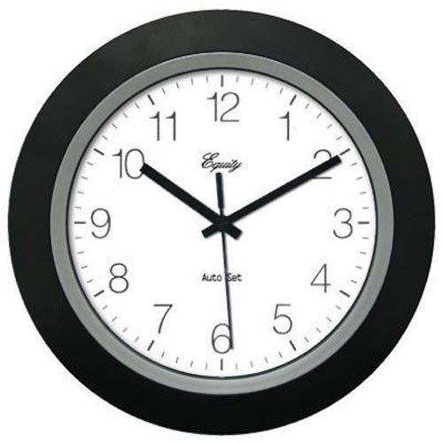 Amazon Com La Crosse Technology Insta Set Wall Clock 10