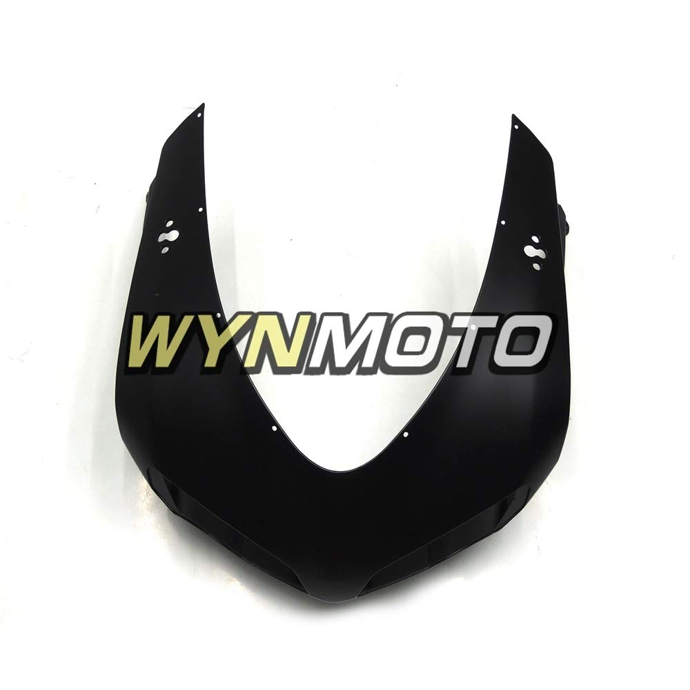 WYNMOTO ABS Injection Plastic Motorcycle Fairing Kit For Ducati 1098 848 1198 2007 2008 2009 2010 2011 2012 Matte Black Sportbike Coat