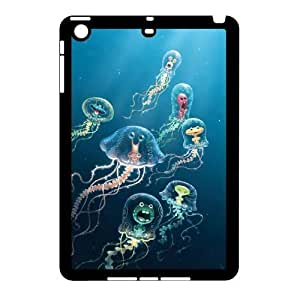 ZK-SXH - Jellyfish Brand New Durable Cover Case Cover for iPad Mini, Jellyfish Cheap Case