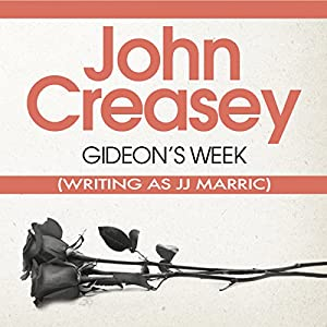 Gideon's Week Audiobook
