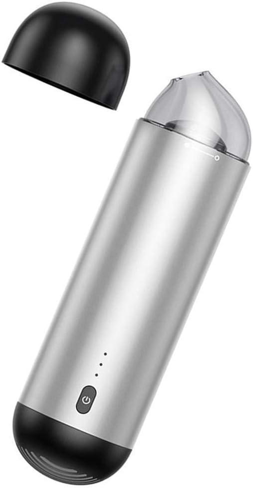 SANON Aspirador de vacío Nueva Cápsula Espacial Wireless Mini ...