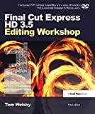 img - for Final Cut Express HD 3.5 Editing Workshop book / textbook / text book